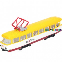 Городской трамвай Технопарк SB-17-16WB