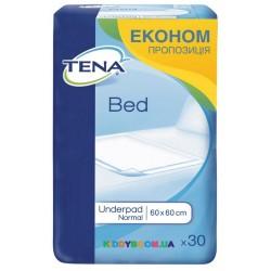 Гигиенические пеленки Tena Bed Plus 60х60 30шт.