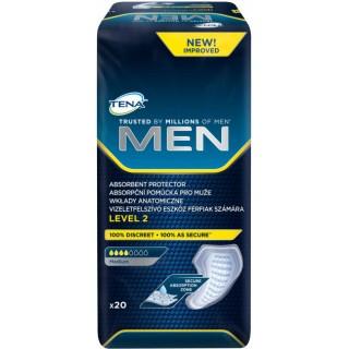 Урологические прокладки для мужчин TENA for men 2 (20шт)