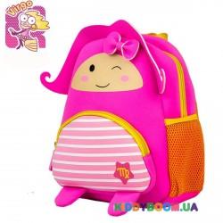 Детский рюкзак Дева розовый Tochang TC2015107