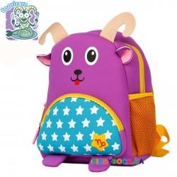 Детский рюкзак Козерог фиолетовый Tochang TC2015107