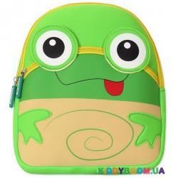 Детский рюкзак Лягух зеленый Tochang TC2015107