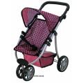 Прогулочная коляска для куклы «Catrin» Todsy 9671