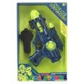 Космический бластер TopSky (25 см) со светом, музыкой и креплением 242622