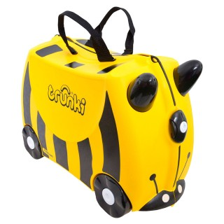Детский чемодан Trunki Bernard Bumble Bee (0044-GB01-UKV)