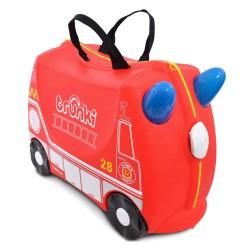 Детский чемодан Trunki Frank firetruck (0254-GB01-UKV)
