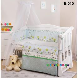 Комплект постельного белья Twins Eco Line 6 элементов