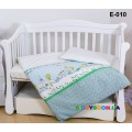 Комплект сменного постельного белья Twins Eco Line 3 элемента
