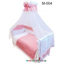 Постельный комплект Twins Magic sleep 8 элементов M-001