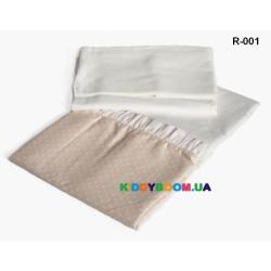 Комплект сменного постельного белья Twins Romantik 3 элемента