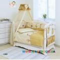 Постельный комплект Twins Comfort 8 элементов Африка