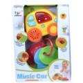 Развивающая игрушка Ключи автомобильные с музыкой WRNDISI 5811/5813