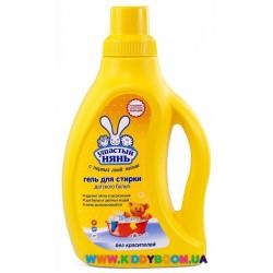 Жидкое средство для стирки детского белья 750 мл Ушастый нянь 12948