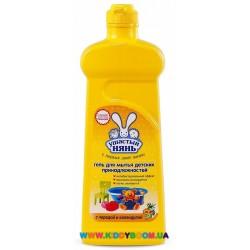 Гель для мытья детских принадлежностей 500 мл Ушастый нянь 90818