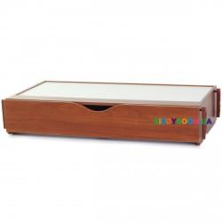 Ящик с маятниковым механизмом для кроватей Верес ЛД6, ЛД15 ольха 40.21.1.02