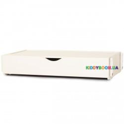 Ящик с маятниковым механизмом для кроватей Верес ЛД8, ЛД13  слоновая кость 40.22.1.04
