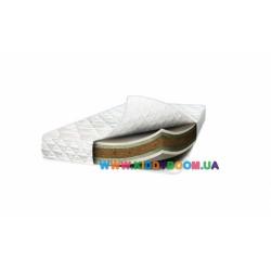 Матрас Верес ECO хлопок-льняное волокно-кокос 10 см