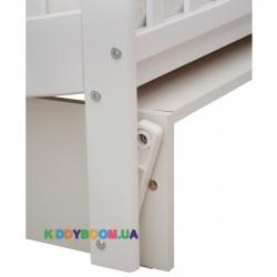 Маятниковый механизм для кроватей Верес ЛД10 белый 40.11.0.06