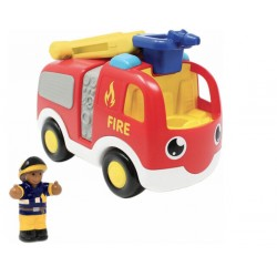 Пожарная машина Эрни Ernie Fire Engine WOW TOYS 10714