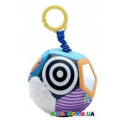 Игрушка-мячик Открытие для коляски и автокресла Weewise 20114