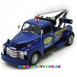 Машинка коллекционная 1:24 Chevrolet Tow Truck 1953 Welly