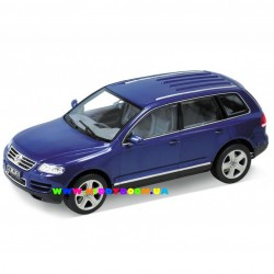 Машинка коллекционная 1:24 Volkswagen Touareg Welly 22452W