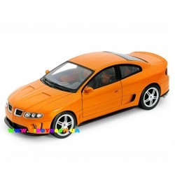 Машинка коллекционная 1:24 Pontiac GTO RAM AIR 6 2005 Welly 22468W