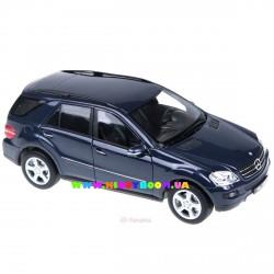Машинка коллекционная 1:24 Mercedes-Benz Ml350 Welly 22480W