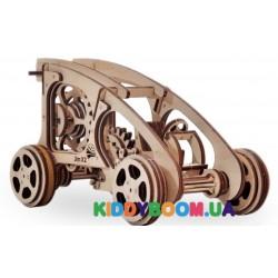 Механическая модель 3D Конструктор Багги Wood Trick ФР-00000026