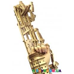 Механическая модель 3D Конструктор Рука Wood Trick ФР-00000027