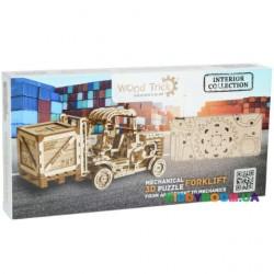 Модель сувенирно-коллекционная Погрузчик с копилкой Wood Trick ФР-00000319