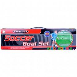 Набор Футбольные ворота с мячом Yeefun 210A