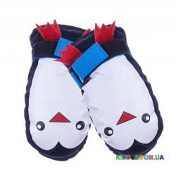 Лыжные рукавицы Пингвин р.14 Yo RN-027/Boy