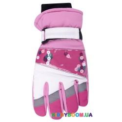 Лыжные перчатки р.20 Yo RN-036/GIR