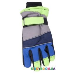 Лыжные перчатки р.20 Yo RN-041/Boy