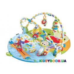 Развивающий интерактивный музыкальный коврик Сказочная страна Yookidoo 40126
