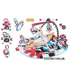 Развивающий интерактивный музыкальный коврик Роболенд Yookidoo 40128