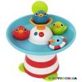 Музыкальная игрушка для ванны «Утиные гонки» Yookidoo 40138