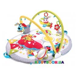 Развивающий интерактивный музыкальный коврик-шезлонг Yookidoo 40145
