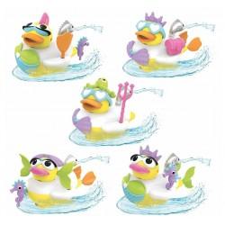 Игрушка для ванной Утка-русалочка Yookidoo 40171