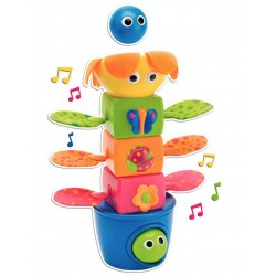 Развивающая музыкальная пирамидка Yookidoo