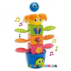 Развивающая игрушка «Музыкальная пирамидка» Yookidoo 40112