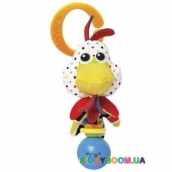 Погремушка музыкальная Цыпленок Yookidoo 40133