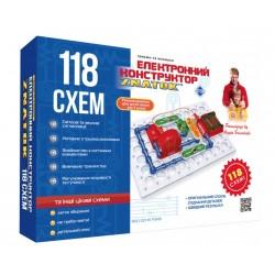 Электронный конструктор Знаток 70820 (118 схем)