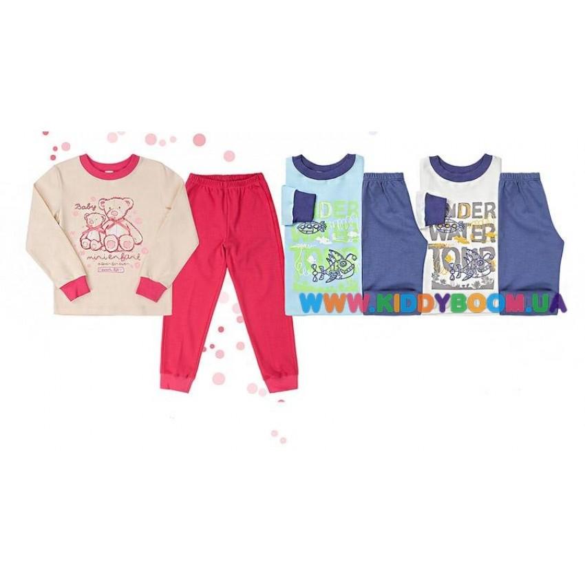Пижама детская ПЖ39 р-р 92-116 Бемби 1339114 купить в Харькове и ... 5b521de8115b1