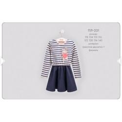 Платье ПЛ221 Бемби р.104-122