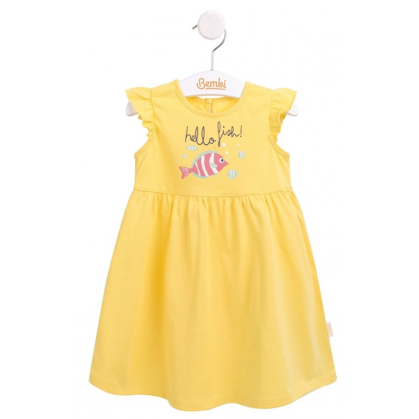 9925b7ca6c24d Платье ПЛ243 Бемби р.74-98