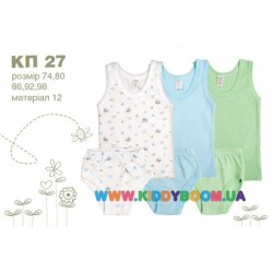 Комплект детский МК7 р-р 86-98 Бемби 052712