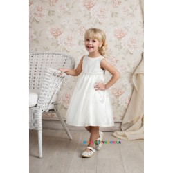 Нарядное платье для девочки Бемби атлас ПЛ160
