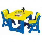 Детские парты, столики и стульчики
